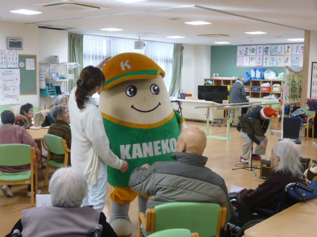 介護施設への慰問活動